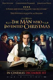 movie websites the man who invented christmas by dan stevens the man who invented christmas film wikipedia