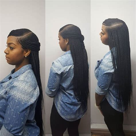 cornrows with side part book appts today side part box braids njbraids njbraider