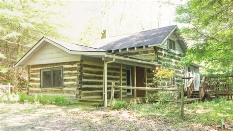 Log Cabins In Nc by Cozy Mountain Antique Log Cabin Nc