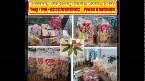 Harga Keripik Singkong Curah by 085743055982 Keripik Singkong Pedas Manis Harga Keripik