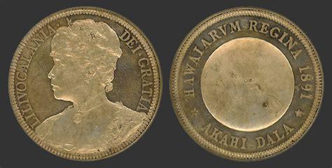 05 L Silver 1893 hawaii s 1 mh 1 ngc pf62