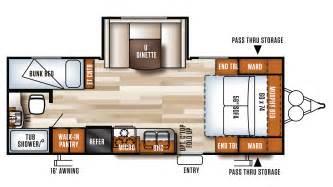 salem rv floor plans for sale 2018 forest river salem cruise lite 230bhxl 6768