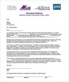 31 offer letter templates free word pdf format download free