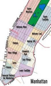 Manhattan Zip Code Map by Manhattan Nyc Neighborhood Guide And Zip Code Map Real