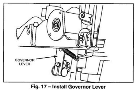 briggs and stratton governor linkage diagrams 16 5 hp vanguard briggs and stratton engine diagrams get