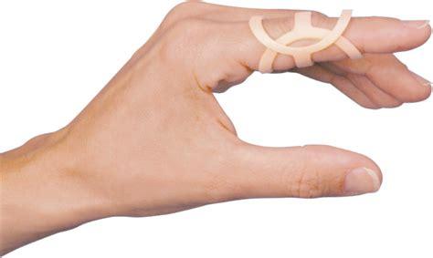 finger splint oval 8 finger splints