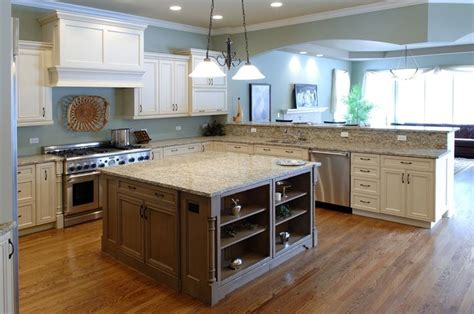 luxurious kitchen cabinets 72 luxurious custom kitchen island designs page 4 of 14