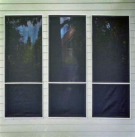 sun screens for house windows sun block window screens mobile screens etc inc residential commercial