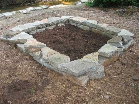 diy elevated pit how to build a raised bed hgtv