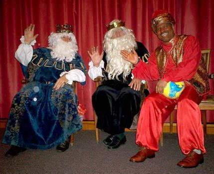 Fotos De Reyes Magos Gordos | carta para los reyes por favor que venga pearl jam