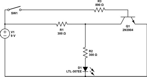 transistor not gate circuit digital logic in a not gate circuit does charge not flow through both the transistor and