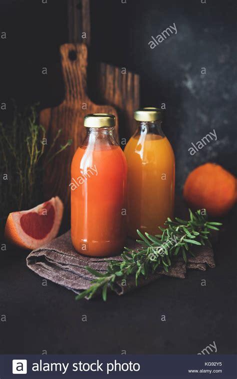 Orange Grapefruit Lemon Juice Detox by Lemon Juice Bottle Stock Photos Lemon Juice Bottle Stock