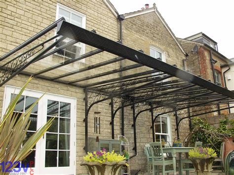 glass patio awning soak up the sun beneath a luxury glass canopy this summer