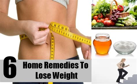 home remedies to lose weight simple and easy tips to
