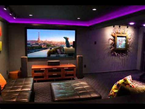 basement home theater  basement bar  home theater