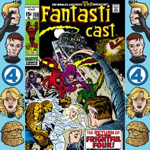 how many love boat episodes the fantasticast episode 108 fantastic four 94 the