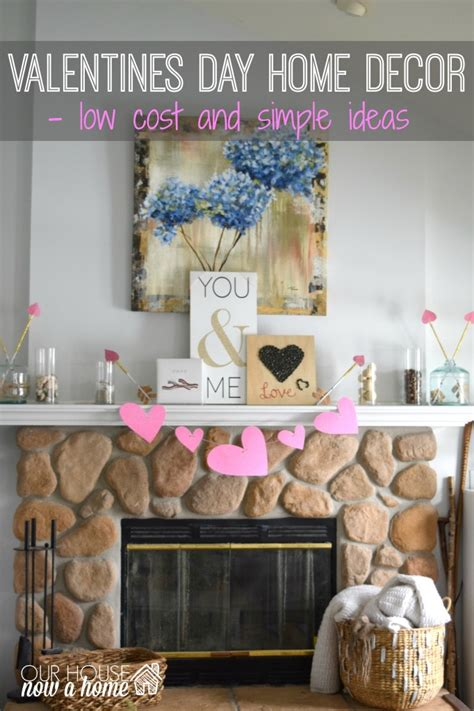 valentines day home decorations valentines day decorations free valentines printables
