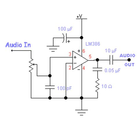 buffer lifier using transistor circuits build a audio buffer lifier