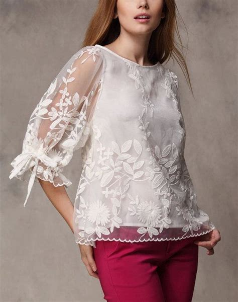 Baju Blouse Import Blouse White 121 best baju bodo images on blouse designs blouse patterns and dress