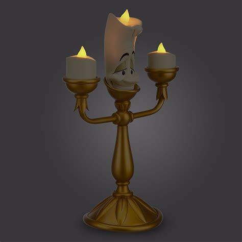 candelabro y bestia candelabro lumiere la y la bestia disney store 27 cm