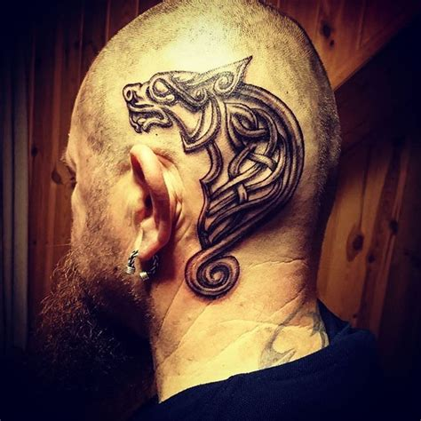 nordic dragon tattoo designs 1000 ideas about viking on