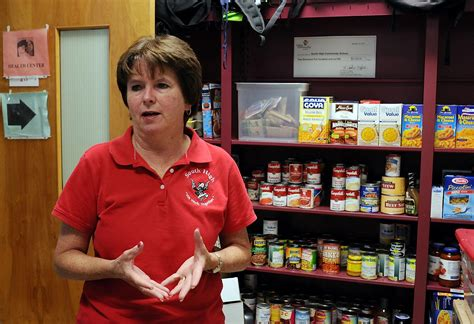 Food Pantry Massachusetts by School Food Pantry Serves Hunger Students Families News