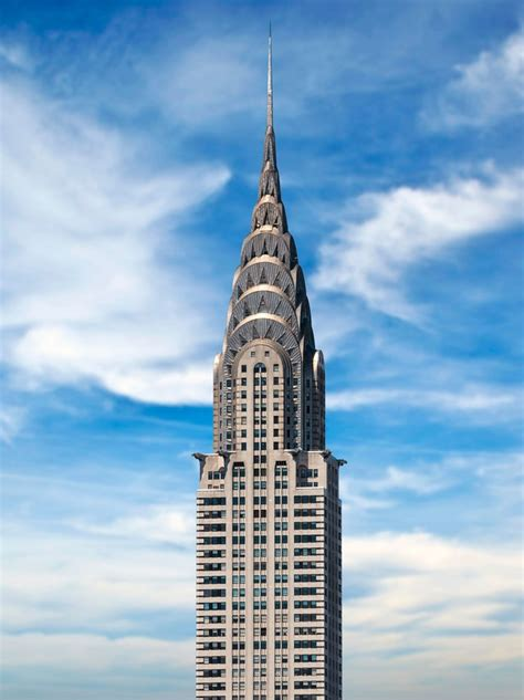 Chrysler Building Deco by 5 Of The Best Deco Buildings In Nyc Photos