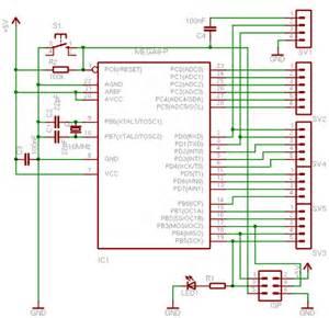 arduino on a prototype board tinkerlog