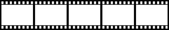 Filmstrip Template by Filmstrip Template Clipart Best