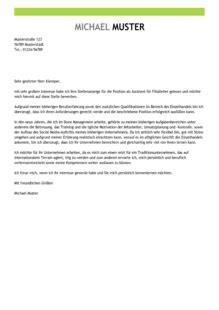 bewerbung anschreiben filialleiter bewerbungsschreiben 2018