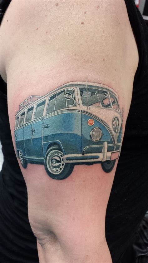 vw bus tattoo 16 best s images on vw vw