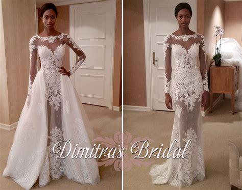 Zuhair Murad Fall 2015 New York Bridal Fashion Week
