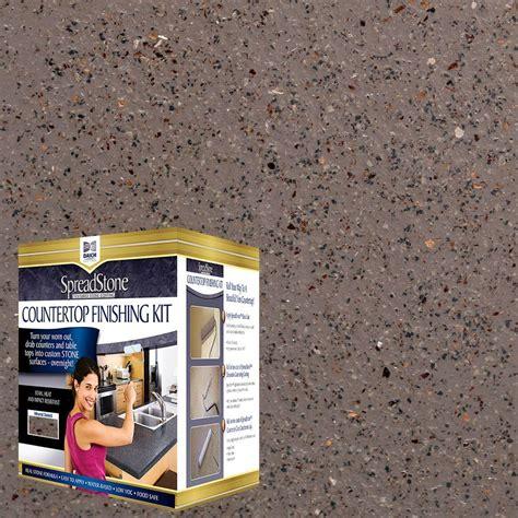 Ironstone Countertops rust oleum transformations 48 oz desert sand small countertop kit 258514 the home depot