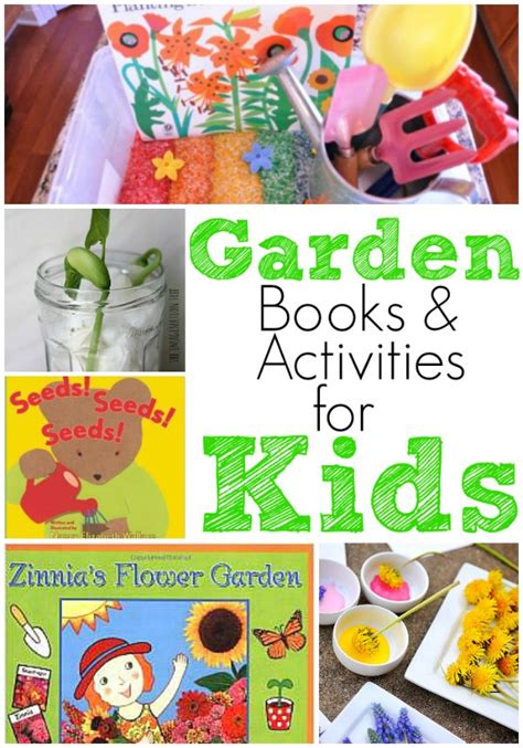 Garden Activities For Toddlers Garden Books And Activities For Preschoolers