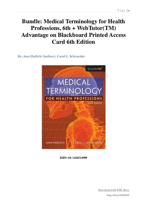 webtutor advantage on webct printed access card for stewart s calculus concepts and contexts 3rd ebook bundle medical terminology for health professions 6th