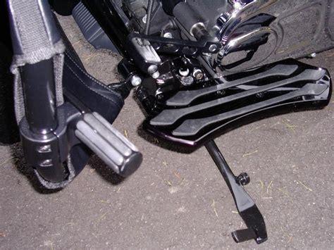 Harley Davidson Footboards by Custom Footboards Harley Davidson Forums