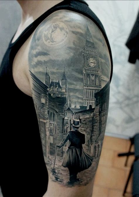 3d Tattoo In London | 60 amazing 3d tattoo designs pictures 3d tattoos and