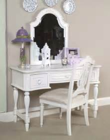 Toddler White Vanity Legacy Classic Reflections Vanity Set 488 7400
