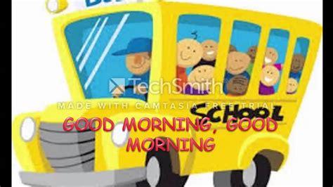 imagenes de good morning teacher cancion good morning para ni 241 os letra youtube