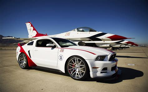 ford mustang 2014 gt 2014 ford mustang gt us air thunderbirds edition