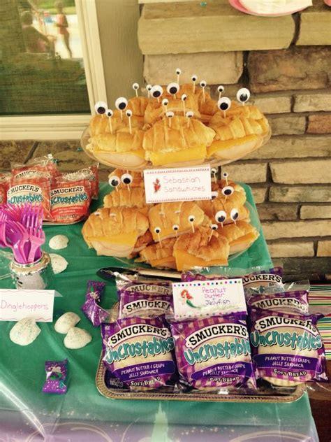 themed food best 25 mermaid food ideas on mermaid