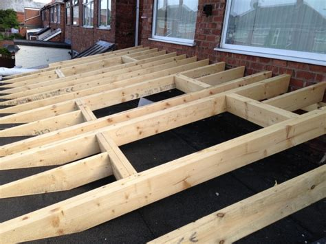 Flat Roof To Pitched Roof Pictures Flat To Pitched Roof Conversion In Litherland 187 Utilise