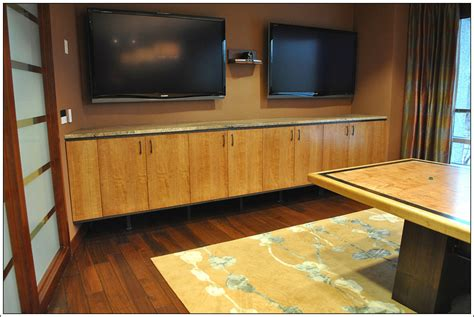 conference room cabinets finewoodworking