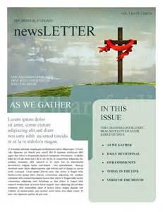 church newsletters template newsletter templates
