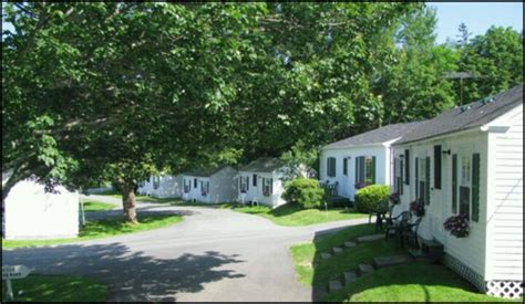 bay meadow cottages bar harbor maine travel