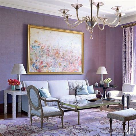 lavender color living room 39 delicate home d 233 cor ideas with lavender color digsdigs
