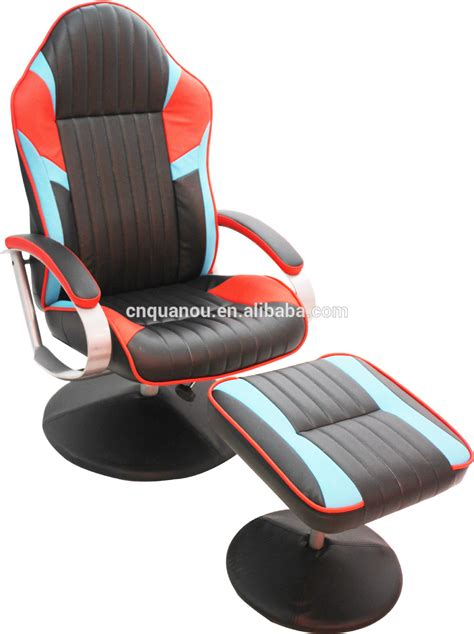 gaming ottoman chair gamestop recliner gaming chairs viva office fashionable high back