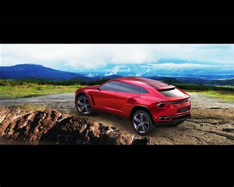 Lamborghini Sport Utility Vehicle Lamborghini Urus Suv Sports Utility Vehicle Project 2012