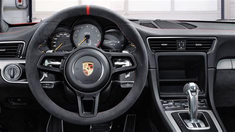 porsche 911 interni 2018 porsche 911 gt3 rs price specs design