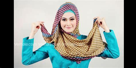 tutorial hijab paris kotak hijab blog tutorial jilbab paris motif kotak kotak
